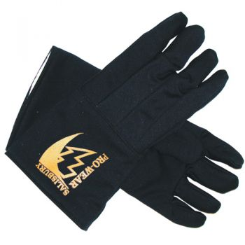 Salisbury AFG11 Arc Flash 11 Cal  Gloves Nomex Material Blue Color One Size - 1 / Pair