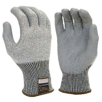 Armor Guys Taeki5 Work Glove Gray Color - 12 Pairs