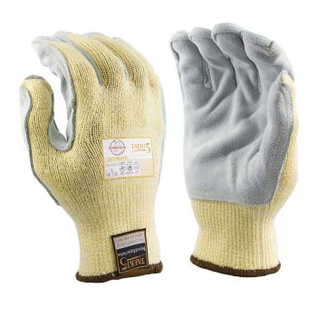 Armor Guys Taeki5 Work Glove Yellow Color - 12 Pairs