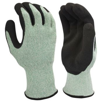 Armor Guys Excel Work Glove Green Color - 12 Pairs