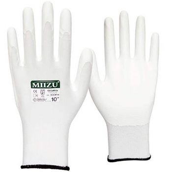 Armor Guys Sense Work Glove White Color - 12 Pairs