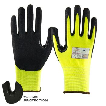 Armor Guys ExtraFlex Work Glove Yellow Color- 12 Pairs