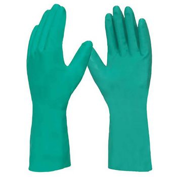 Armor Guys ChemiFlex Work Glove Green Color- 12 Pairs