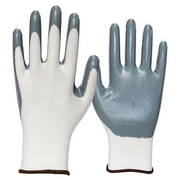 Armor Guys Duty Work Glove Gray Color - 12 Pairs
