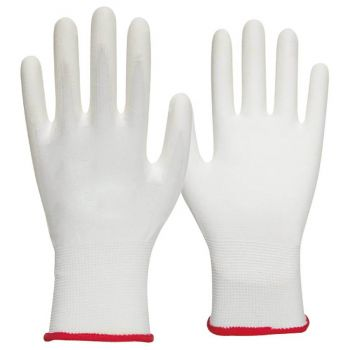 Armor Guys Duty Work Glove White Color - 12 Pairs