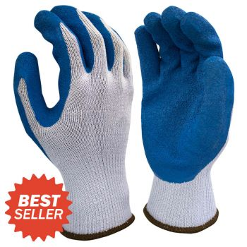 Armor Guys Duty Glove Blue Color - 12 Pairs