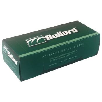 Bullard  Decon Cloths 12 Boxes/Case