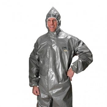 ChemMax 3 Coverall - Attached Hood & Boots - 6 Units per Case
