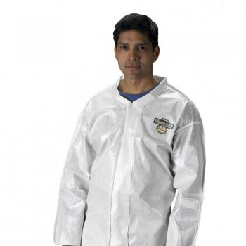 ChemMax 2 Coverall - Bound Seam - Elastic Wrists & Ankles