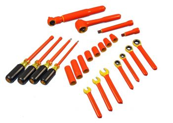 Cementex ITS-24BTK Battery Technician Insulated Tool Kit