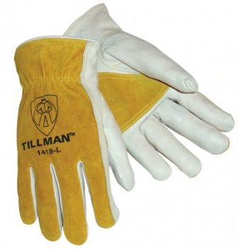 Tillman 1418 Reinforced Palm Leather Driver Glove