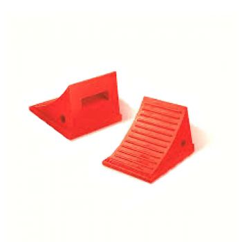 Fire Equipment Wheel Chock-Tires up to 32 Inch Diameter
