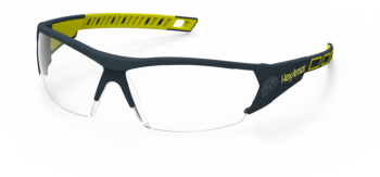 HexArmor MX250 Anti Fog Scratch Resistant Safety Glasses Clear Lens Clear  12 / Box