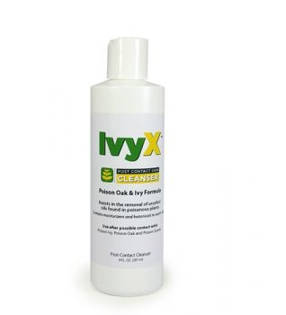 CoreTex Ivy X Post Contact Poison Oak Cleansing Lotion 12oz (Case of 12)
