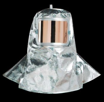 CPA Aluminized Para-Aramid Lined with Needle-Punched Nomex Hood