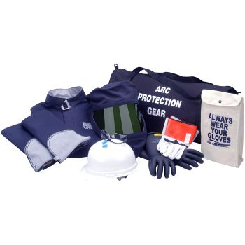 CPA 32-Cal Arc Flash Jacket and Bib Kit - Level 3
