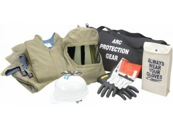 Chicago Protective Apparel  74 CAL Jacket & Pants Arc Flash Clothing Kit - PPE Category 4