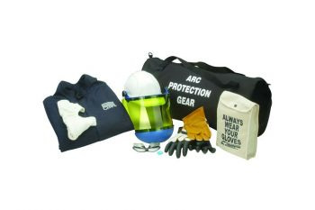CPA 8 Cal Coverall Arc Flash Protection Clothing Kit AG8-CV
