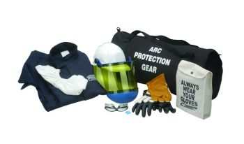 CPA AG8-JP 8 Cal Jacket & Pants Arc Flash Protection Clothing Kit