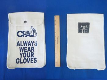 CPA Glove Bag for Arc Flash Rubber Insulated Gloves