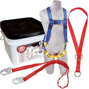 3M Protecta 2199810 Compliance in a Can Light Roofer's Fall Protection Kit