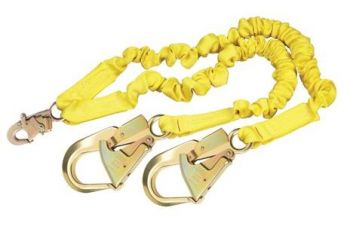 3M™ DBI-SALA® ShockWave™2 100% Tie-Off Shock Absorbing Lanyard 1244412