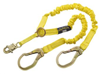 3M™ DBI-SALA® ShockWave™2 100% Tie-Off Rescue Shock Absorbing Lanyard 1244456