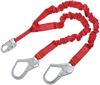 3M™ PROTECTA® PRO™ Stretch 100% Tie-Off Shock Absorbing Lanyard 1340161