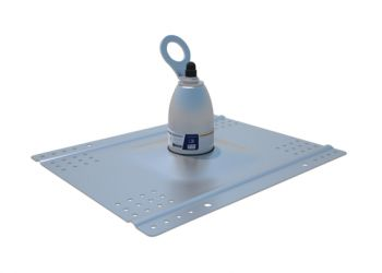 3M DBI-SALA 2100133 Roof Top Anchor  For Metal, Concrete, Wood Roofs, Silver