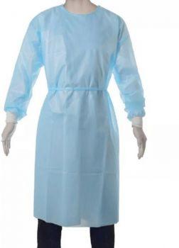 DMS Level 2 Isolation Gown (Case of 100)