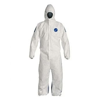 DuPont™ Tyvek® 400 D TD127S WB Hooded Coverall 25/Case