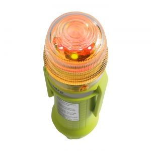 PIP E-FLARE Light Beacon, Flashing/Steady
