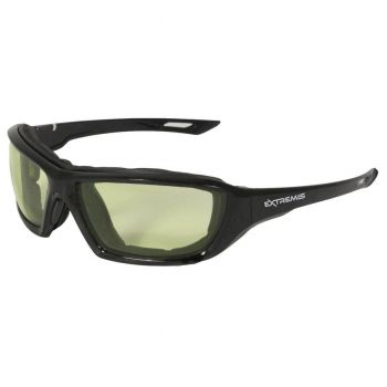 Radians Extremis - Low IR AF Safety Glasses  Style Black Color - 12 Pairs / Box