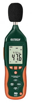 Extech HD600: Datalogging Sound Level Meter