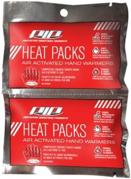 PIP Heat Packs - Air Activated Hand Warmers (40/Box)