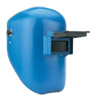 Honeywell Tigerhood™ 906BE  Classic 906 Blue Welding Helmet