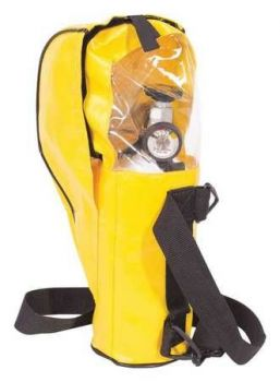 Honeywell 975648 ER5000 5-Minute High Flow (EBA-HF5) Escape Breathing Apparatus