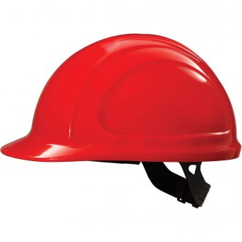 Honeywell North Zone Hard Hat N10050000  Hi Viz Red Quick Fit Style (Cap and Suspension Assembly) 12/Case