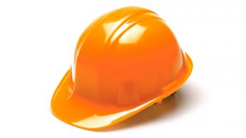Pyramex HP16141 SL Series Hard Hat Orange Color - 16 / CS