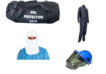 HVE Upgrade Kit High Voltage Personal Protective Equipment Kit