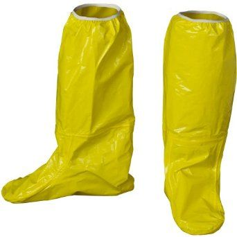 ChemMax 4 Boot Covers - Yellow