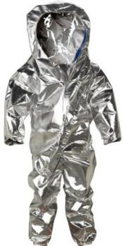 Interceptor Certified Encapsulated Suit - Front Entry