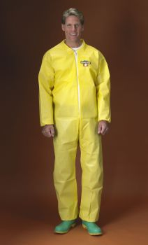 ChemMax 1 Coverall - Bound Seam - Elastic wrists & ankles