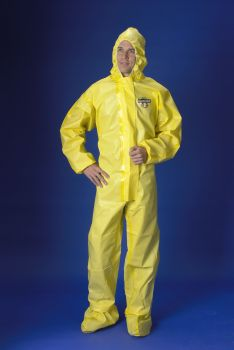 ChemMax 1 Coverall - Sealed Seam - Hood