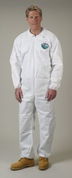 MicroMax HBF Coverall - Elastic Wrists & Ankles