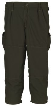 Lakeland Indura Cotton, Vented, MTS Wildland Fire Pant, Spruce Green