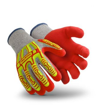 HexArmor Thin Lizzie Thermal 2091 Gloves Red Color  - 1 Pair
