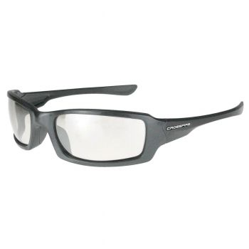 Radians M6A Gray Indoor/Outdoor Safety Glasses 12 PR/Box
