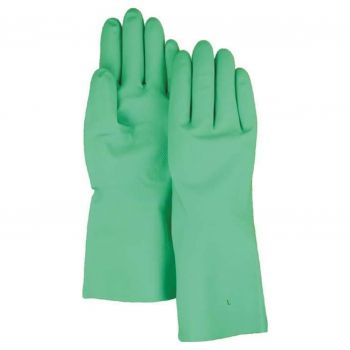 Majestic 11mil Nitrile glove - sz 8 Small 12 Pairs