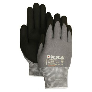 OXXA Nitrile Coated Glove - Small 12 Pairs